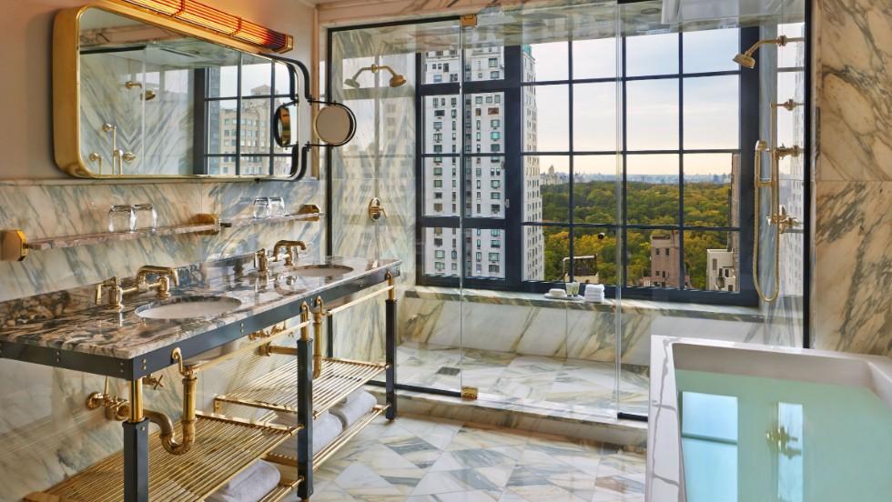 Worldu0027s Splashiest Hotel Bathrooms   CNN Travel