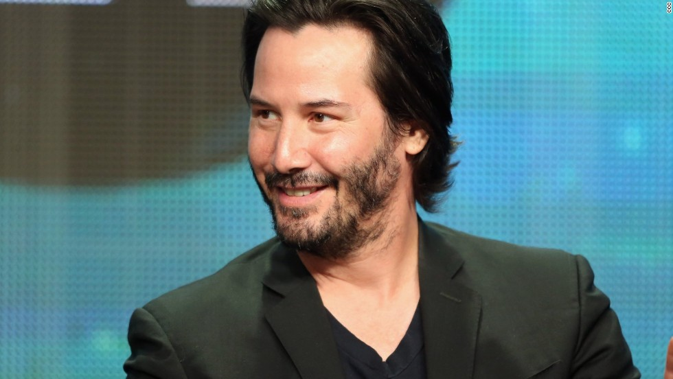 Keanu Reeves starred in the original surfing classic -- playing the role of FBI agent Johnny Utah -- charged with infiltrating a group of bank robbers -- after he realizes that they all surfed together.