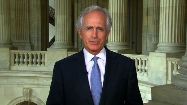 Corker: Obama's ISIS strategy not serious
