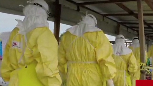How the U.N. is battling Ebola