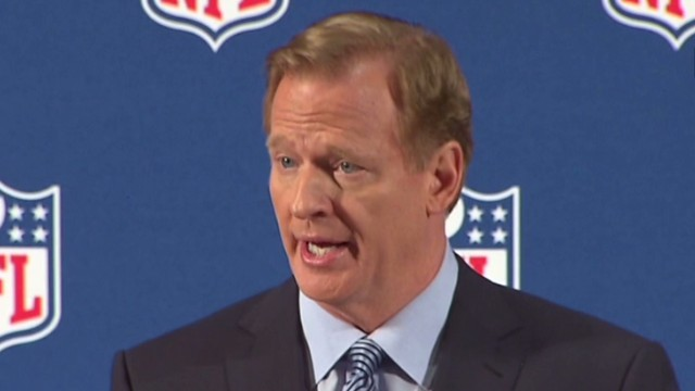 Goodell vows to 'get it right' on abuse