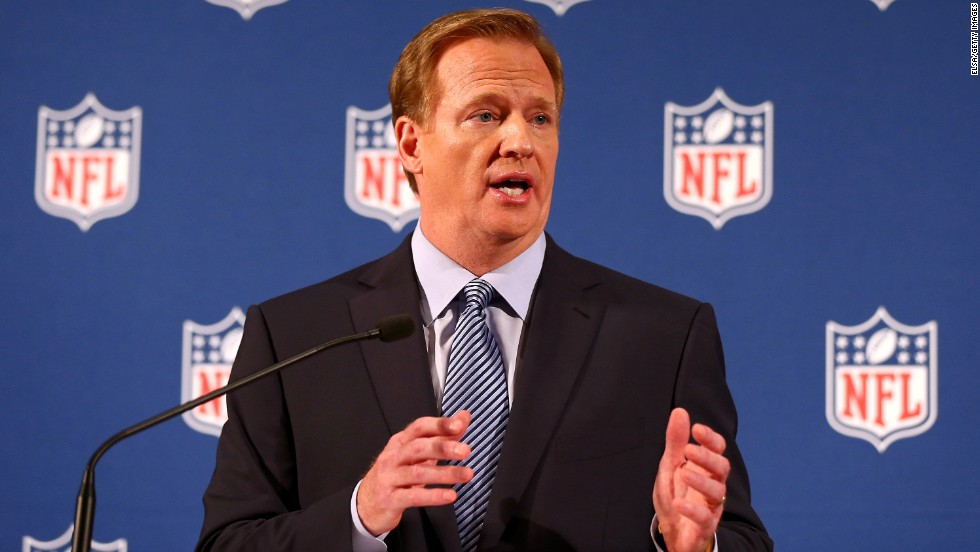 Goodell under fire over handling of discipline