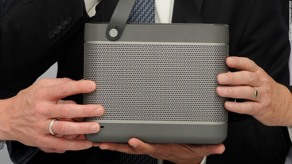 The innovative technology company Bang and Olufsen finished 11, rising one rank compare to last year.