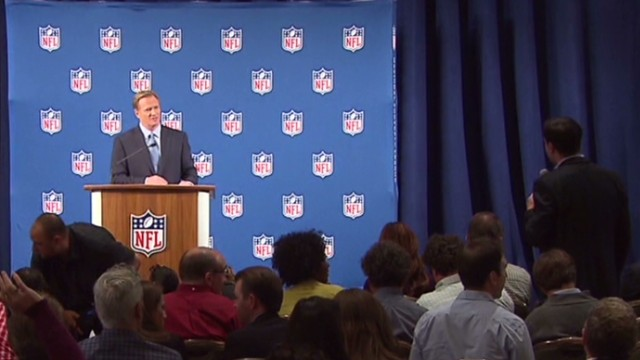 Goodell: I have not considered resigning