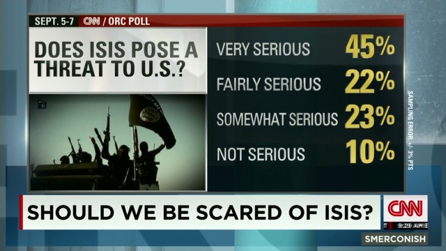 Should we be scared of ISIS?