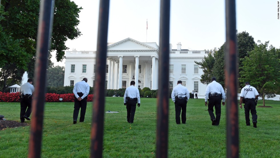 A knife, a reported prior attempt in White House security incidents