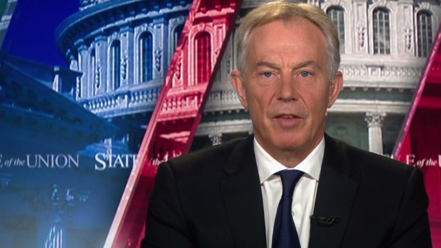 Blair: A need to hit ISIS on the ground
