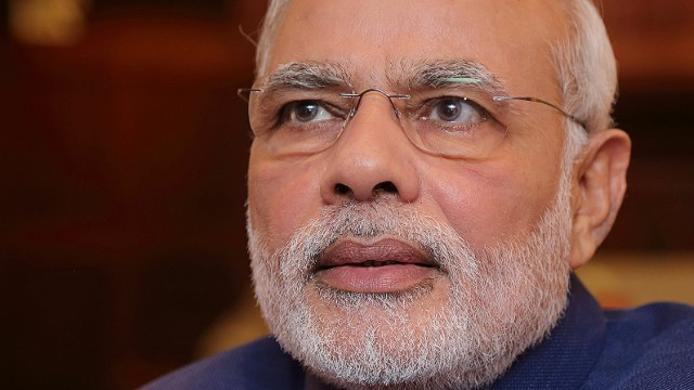 """GPS"": How does India's PM Modi relax?"