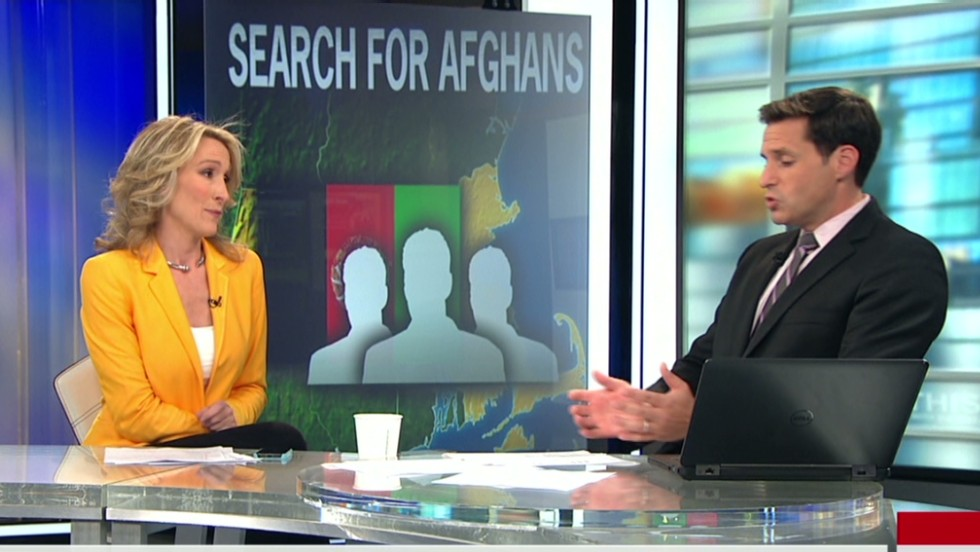 Afghan soldiers go missing in Massachusetts after mall trip