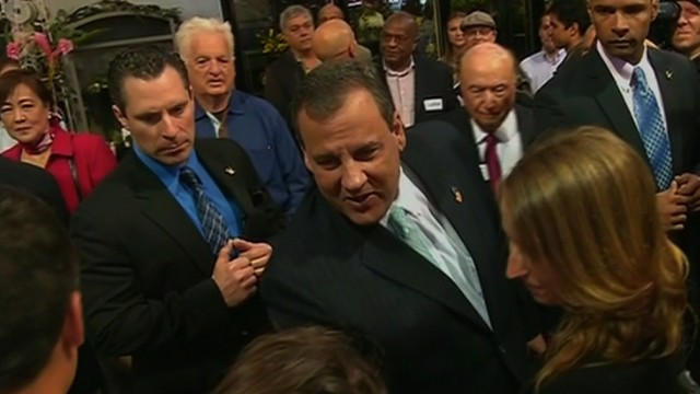 Gov. Christie 'tired of' minimum wage