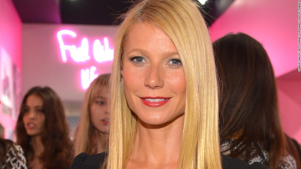 Gwyneth Paltrow cuts back for food stamp challenge