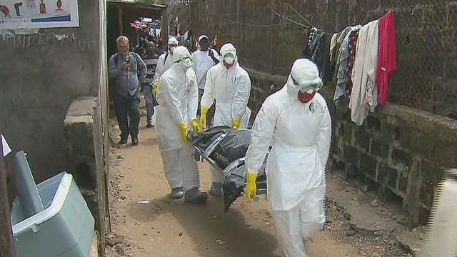 CNN reporter talks about covering Ebola