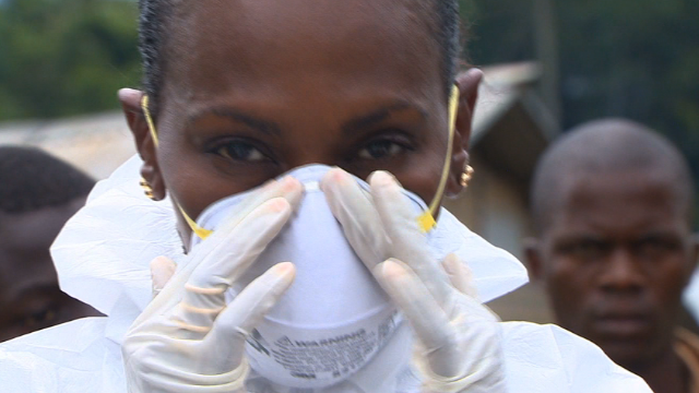 Avoiding Ebola: Bleach my 'best friend'