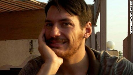 Austin Tice was taken captive in Syria in August 2012.