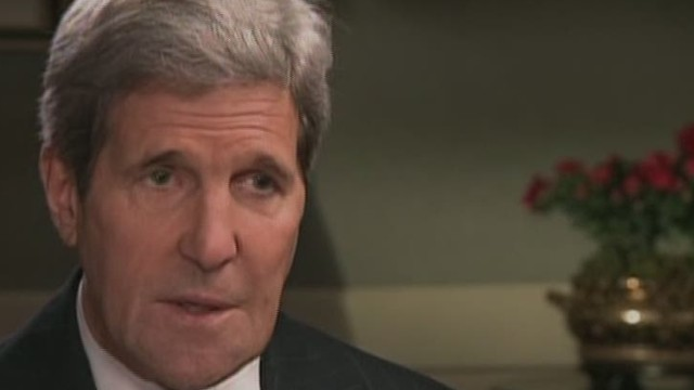 Secretary Kerry speaks out about ISIS