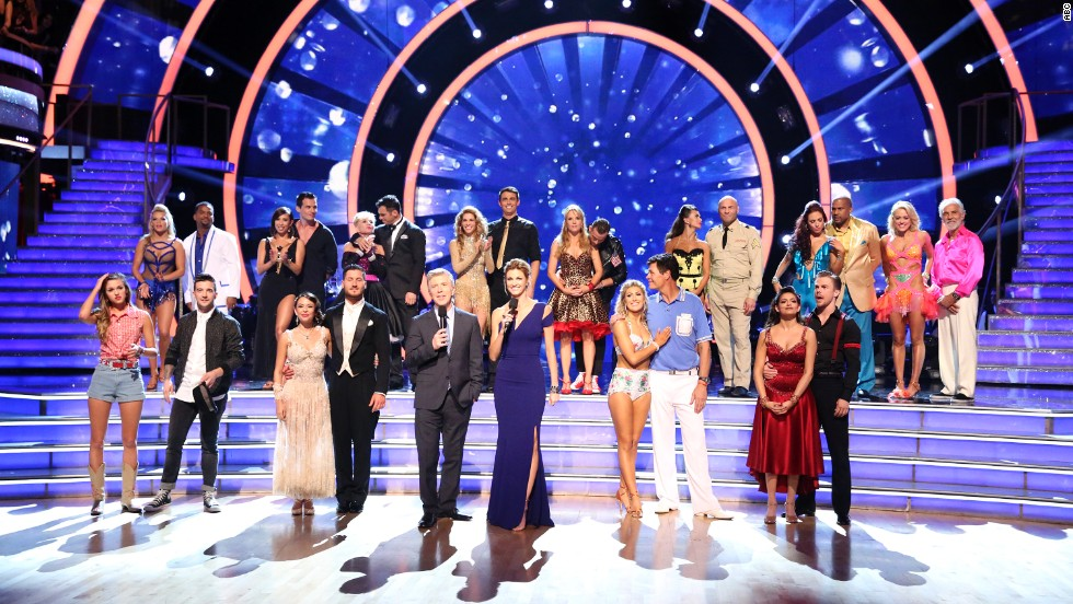 "On Monday, October 6, ""Dancing with the Stars"" trimmed down its competition to just 9 contestants. Here's who remains in the cast:"