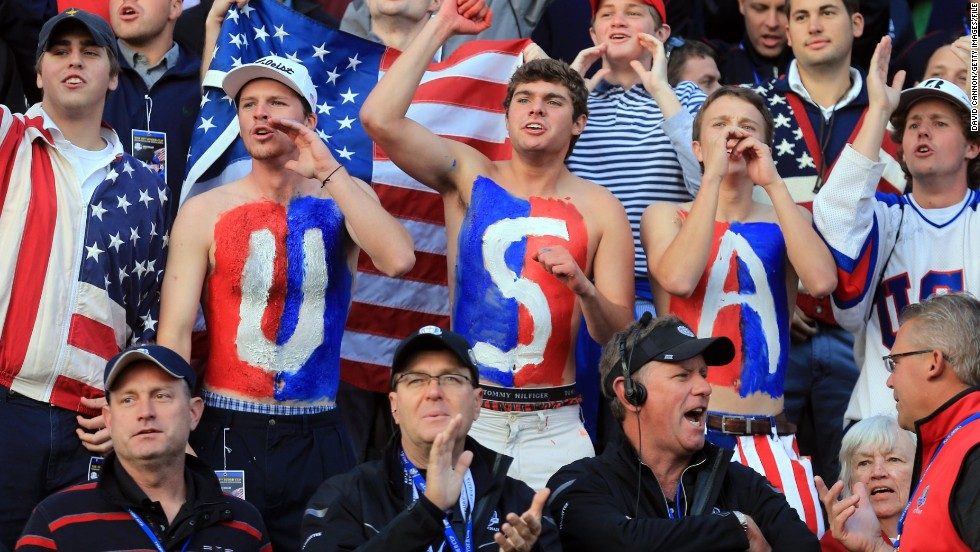 The Ryder Cup is golf in its boldest, brashest form. Flag-waving, partisan crowds line the course as the finest players from Europe and the United States go head-to-head in a biennial battle royal. This year's contest takes place at Gleneagles in Scotland, with the U.S. out for revenge after back-to-back defeats.