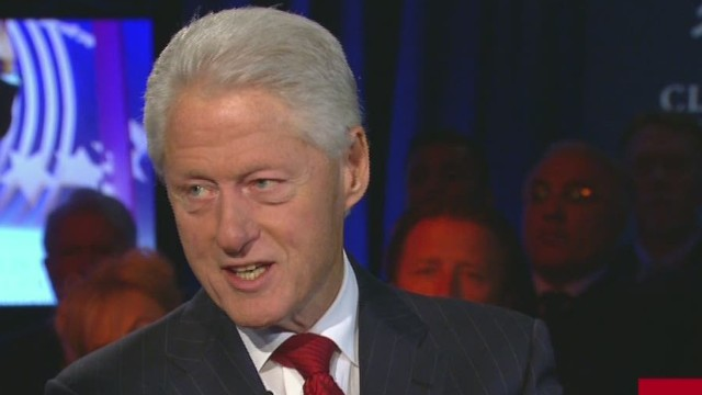 Bill Clinton: ISIS tried to sucker us in