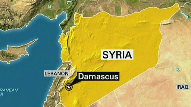 Coalition strikes oil facilities in Syria