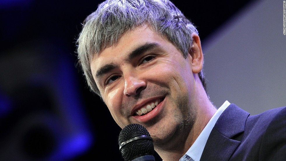 In turn, Larry Page was advised by the late Apple visionary Steve Jobs, although the pair later clashed over the battle between their smartphone models.