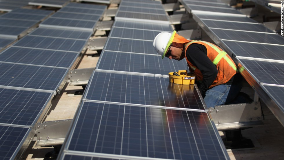 Super-charge the solar power boom