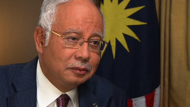 Full interview: Malaysian Prime Minister
