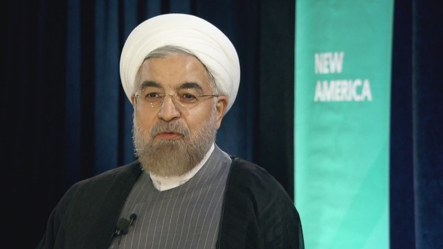 Rouhani on Obama's plan to fight ISIS