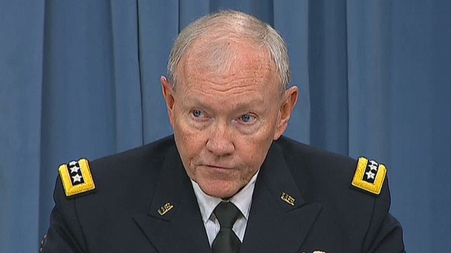 Dempsey: ISIS has no safe haven in Syria
