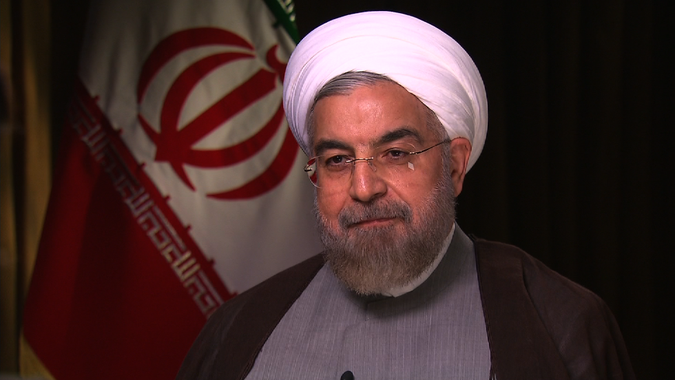 Iran's President calls airstrikes on ISIS 'theater,' says broader campaign needed