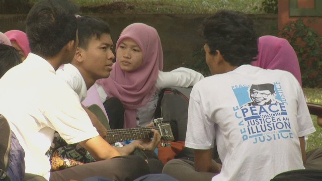 Indonesian youth reject ISIS recruits