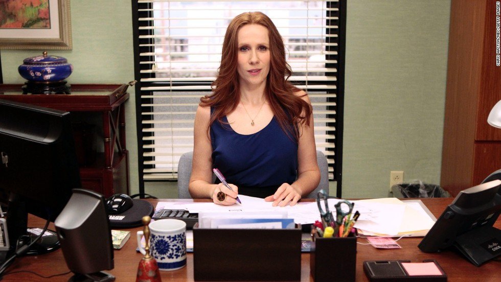 "American audiences perhaps know the comedian best for her role in the later seasons of ""The Office."""