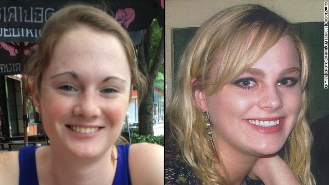 DNA links missing UVA student, 2009 death