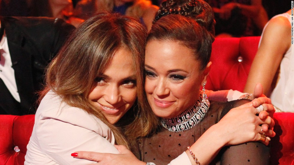 "Sure, Jennifer Lopez and Leah Remini are both New Yorkers who are self-proclaimed tough girls, but we still wouldn't have necessarily pegged them as BFFs. And yet the pair are pretty tight and often show up together on <a href=""http://instagram.com/leahremini"" target=""_blank"">each other's</a> Instagram <a href=""http://instagram.com/jlo"" target=""_blank"">accounts.</a>"