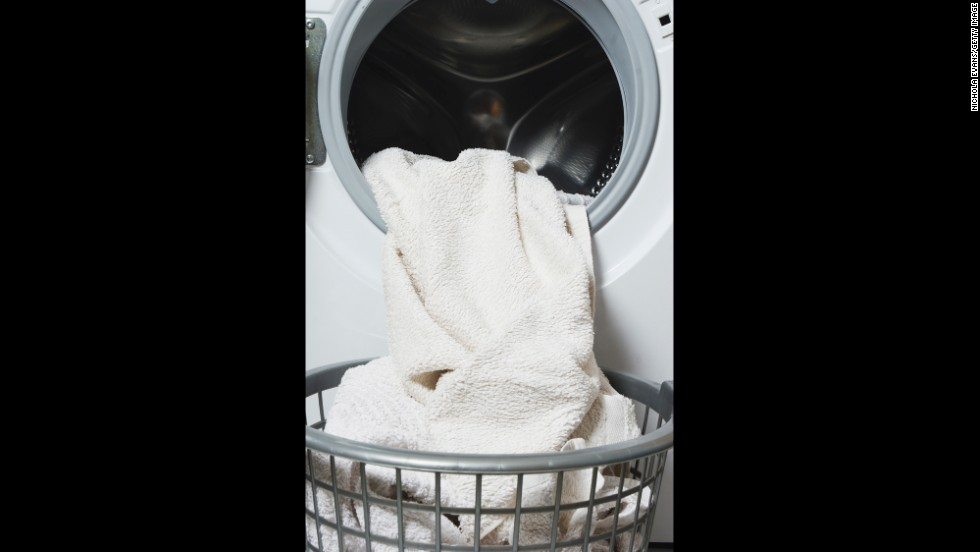 Running back-to-back dryer loads lets you take advantage of retained heat.