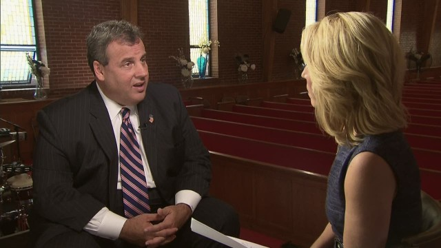 Christie 'disturbed' by Obama on ISIS