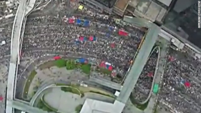 sot stout hong kong protest occupy aerial footage_00011327.jpg
