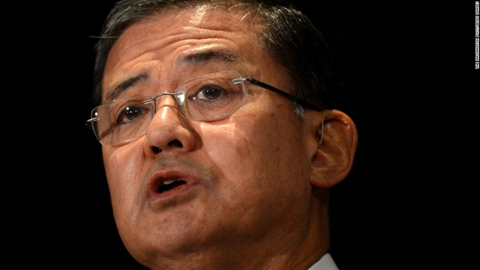 Gen. Eric Shinseki resigned in May 2014 after it was revealed that Veterans Affairs administrators had conspired to cover up wait lists that were months long, leaving sick and dying veterans waiting for care.