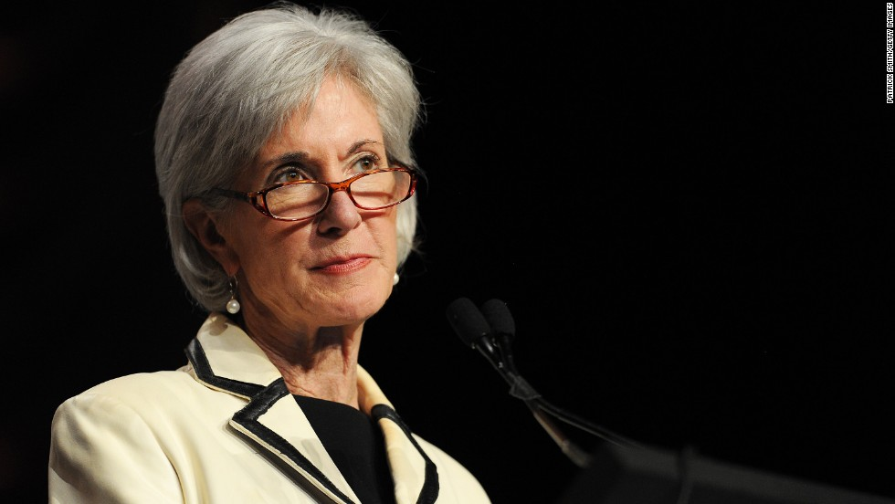 Kathleen Sebelius resigned as secretary of Health and Human Services in April 2014 after months of backlash against her role in the faulty roll-out of Healthcare.gov.