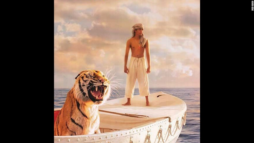 "<strong>""Life of Pi"":</strong> Yann Martel's <a href=""http://edition.cnn.com/2002/SHOWBIZ/books/10/21/yann.martel/index.html"">Booker Prize-winning novel</a> concerns the voyage of a spiritually minded teenage boy drifting across the Pacific with a large tiger named Richard Parker -- or does it? Ang Lee's 2012 film made Martel's ""unfilmable"" novel into an Oscar-nominated success."