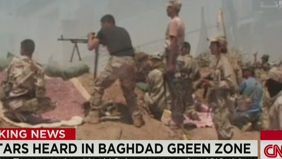 Airstrikes pound ISIS targets; bomb blasts kill 30 schoolchildren in Syria