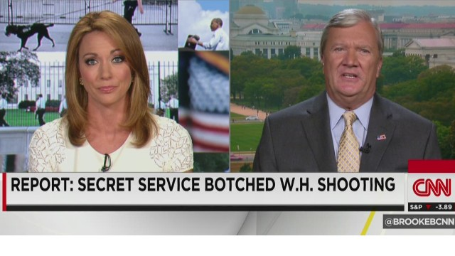 Report: Secret Service botched W.H. shooting