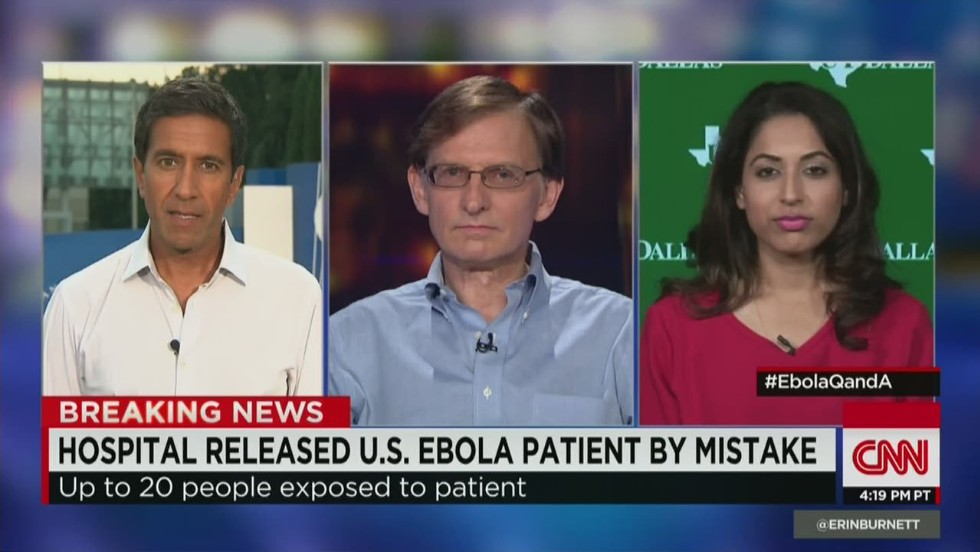 Medical experts answers Ebola questions - CNN Video
