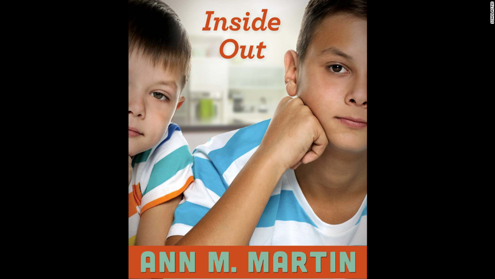 "Martin has written about children with autism before. ""Inside Out"" is about 11-year-old Jonathan's life with his 4-year-old brother, James, who is severely autistic, and the sacrifices their family makes so he can attend a school for autistic children."