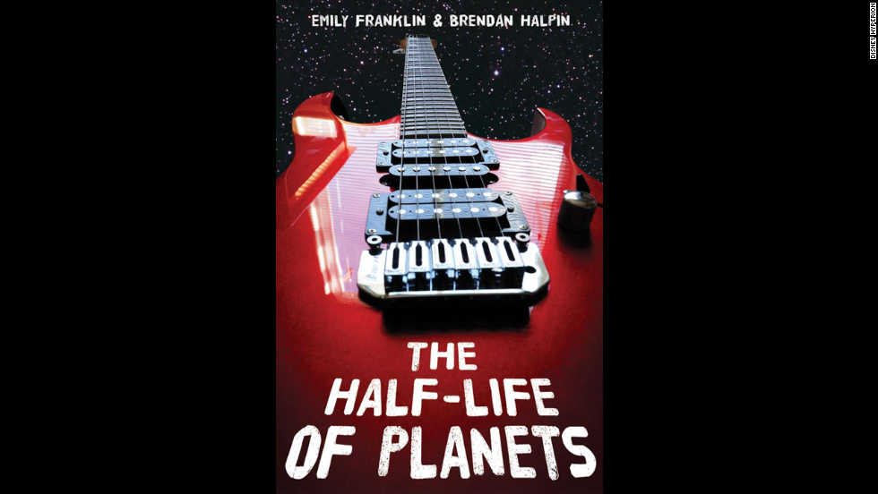 """The Half-Life of Planets"" is told in alternating chapters from the perspectives of Lianna and Hank, whose initial encounter brings together an aspiring planetary scientist and a guitar enthusiast with Asperger's syndrome in a star-crossed way."
