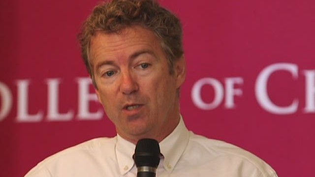 Could Rand Paul support gay marriage?