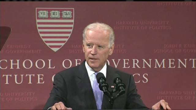 Biden: 'Ebola is a crisis at our door'