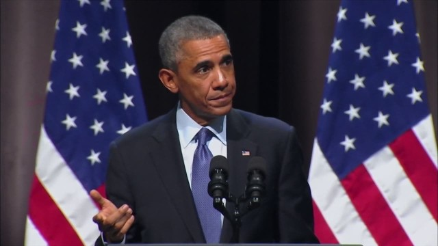 Obama's foot-in-mouth midterm remarks