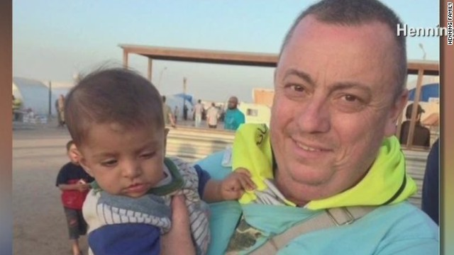 Alan Henning 'passionate' about aid work