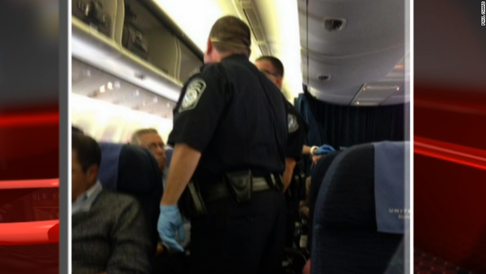 'They came back with white masks': CDC responds to sick passenger on flight