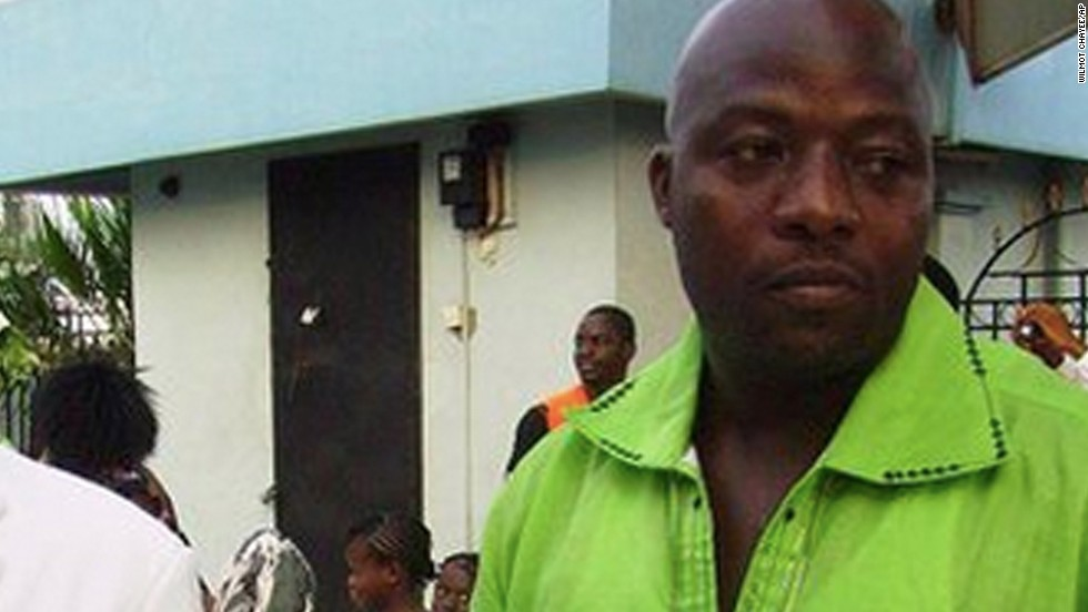 Late Ebola patient's nephew: 'Nobody tried to help Eric'